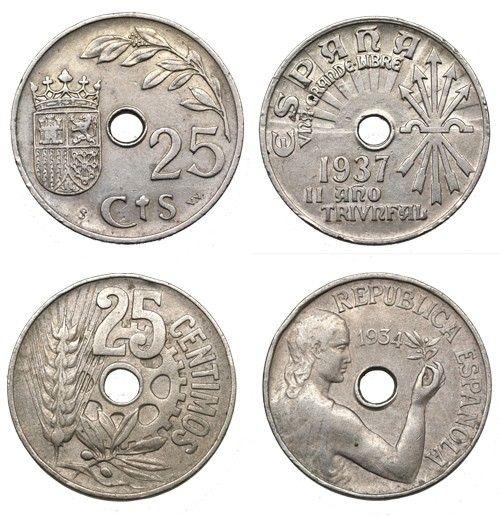 Pin En Monedas Con Historia