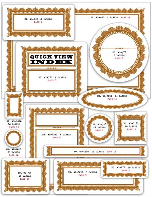 Free handmade crafters label branding kit by Cathe Holden | Free