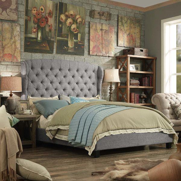 Sadie Upholstered Bed | Joss U0026 Main