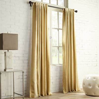 Our Enmore Curtain Brings A Simple Yet Elegant Contrast To Your
