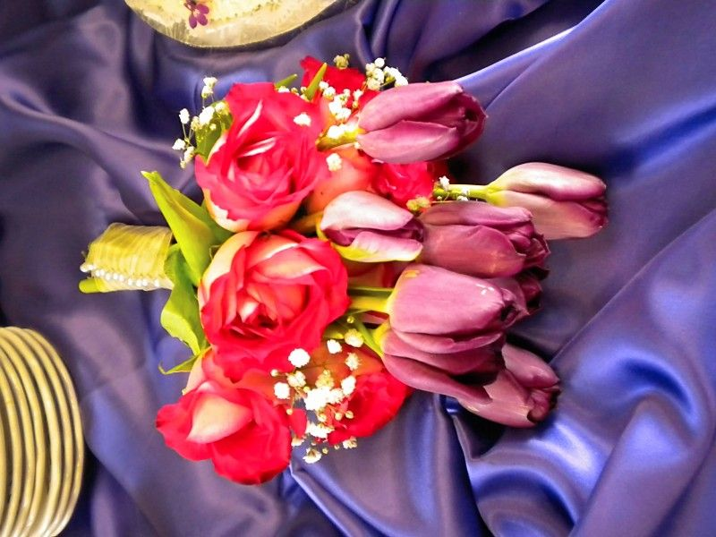 Flowers - Handmade bouquets (bridal party)