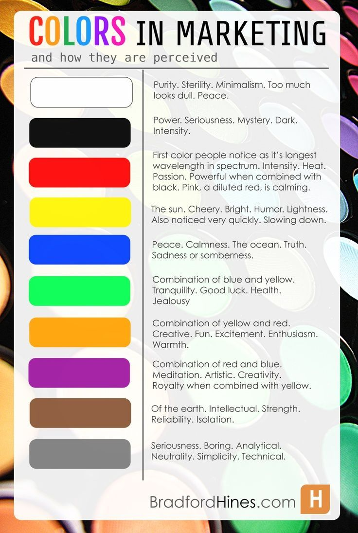 Psychology The Of Colors In Marketing Infographic Keelynet News 2012 Free Energy Gravity Control Electronic Health And Charts Description