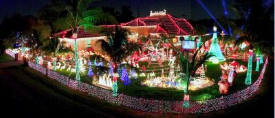 Best Christmas Light Displays | Domestic destinations, Christmas ...