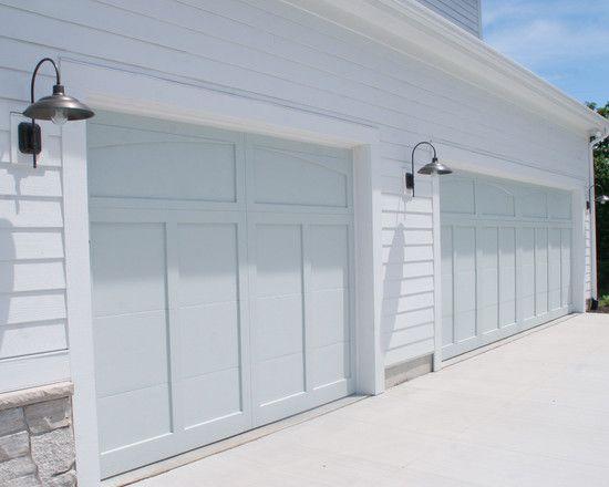 Benjamin Moore Silver Marlin   Love The Color On A Garage Door Idea!