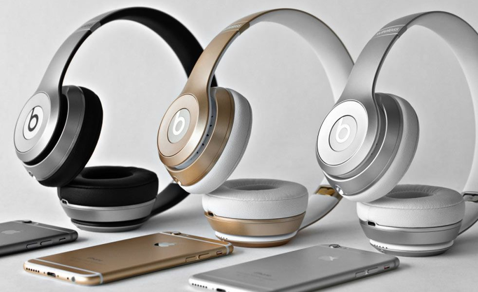 the latest 5b1de bed2a Beats Solo2 Wireless Headphones in Apple Colors | Technology ...