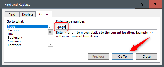 How To Delete A Page In Microsoft Word Microsoft Word Document Words Microsoft Word