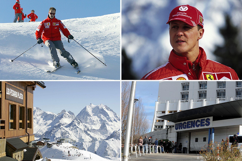 Live updates Michael Schumacher spends 45th birthday in