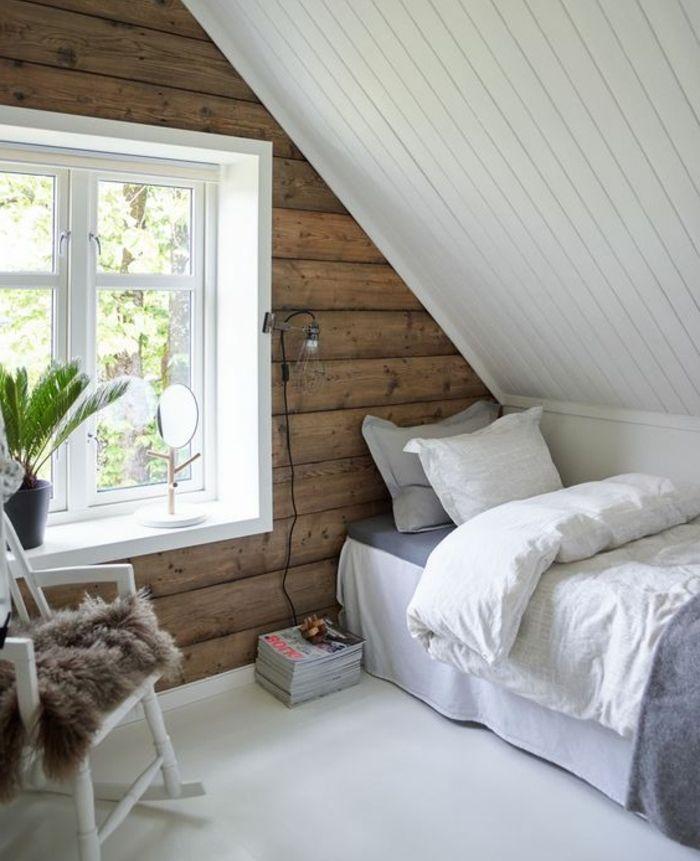 ▷1001+ idées déco de chambre sous pente cocoon Attic, Decoration