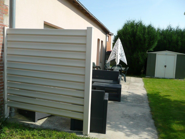 brise vue en s parateur de terrasse terrasse pinterest brise vue s parateurs et pvc. Black Bedroom Furniture Sets. Home Design Ideas