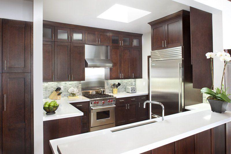 Kitchen Yelp Kitchen remodel, Kitchen, Dark