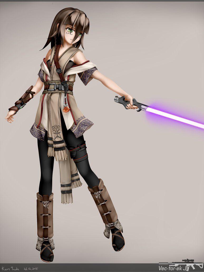 Anime Jedi Star Wars Episodes Star Wars Stars