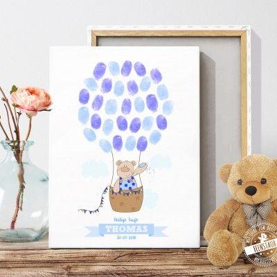 babybaum f r fingerabdr cke zur geburt oder taufe shop geschenk zur taufe. Black Bedroom Furniture Sets. Home Design Ideas
