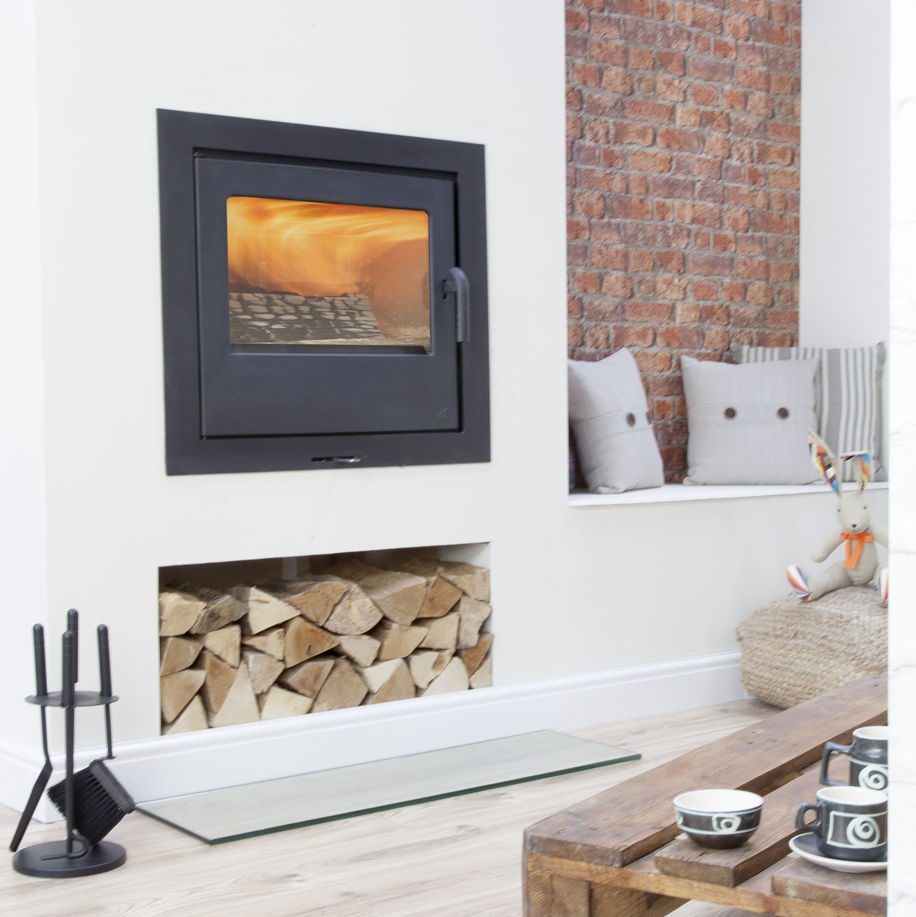 Image result for mendip inset stoves fireplaces pinterest