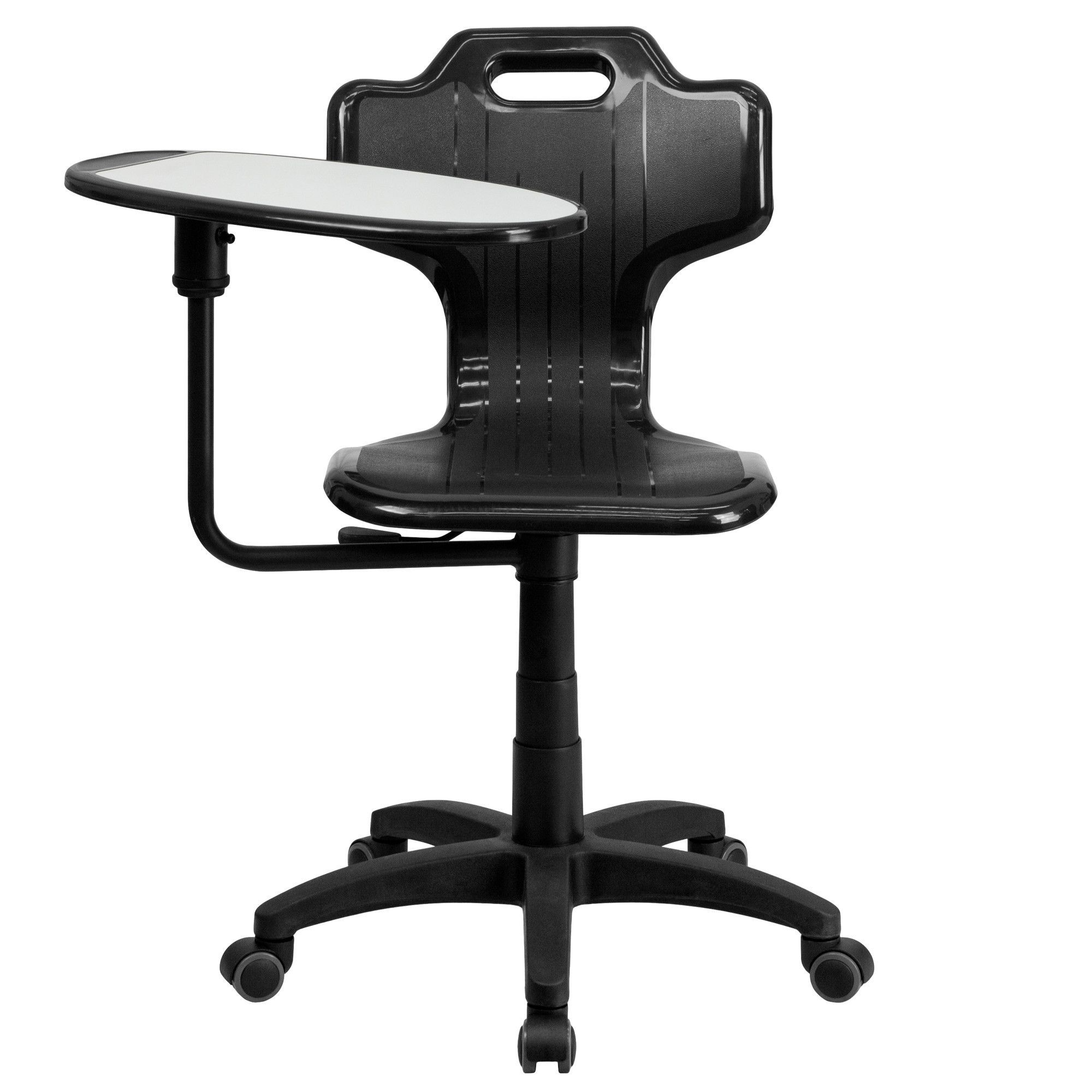 Flash furniture midback task chair with swivel tablet arm