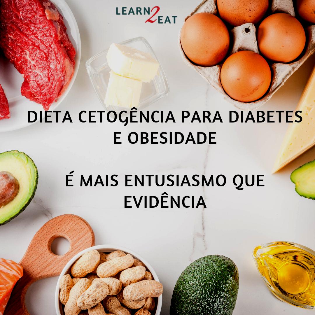 Dieta Keto ou Cetogênica reduz drasticamente o consumo de..