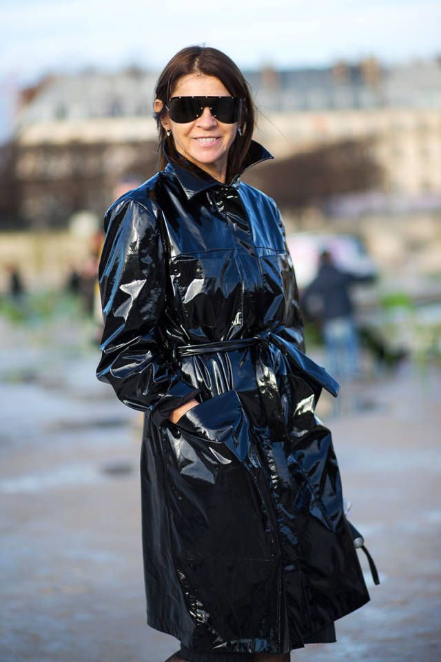 Ma Ch 233 Rie Street Style From Paris Fall 2014 Street