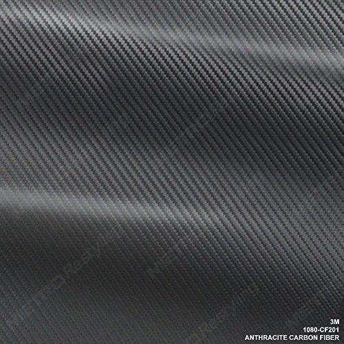 3m 1080 Cf201 Anthracite Carbon Fiber 5ft X 8ft 40 Sqft Car Wrap Vinyl Film Click Affiliate Link Amazon Carbon Fiber Vinyl Car Interior Design Carbon Fiber