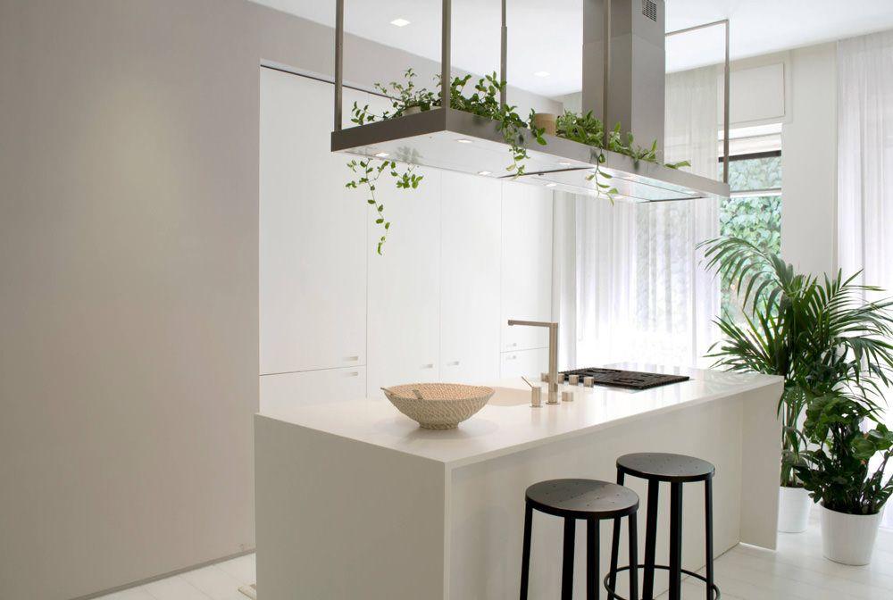 100 idee cucine con isola moderne e funzionali   Cucina ...