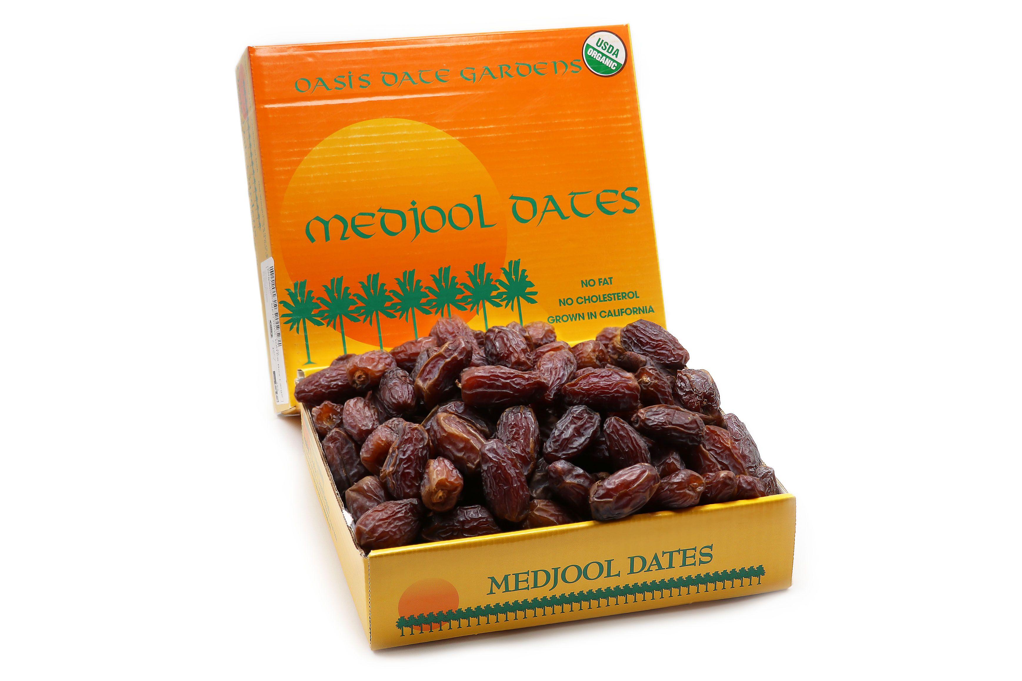Organic Extra Fancy Medjool Dates