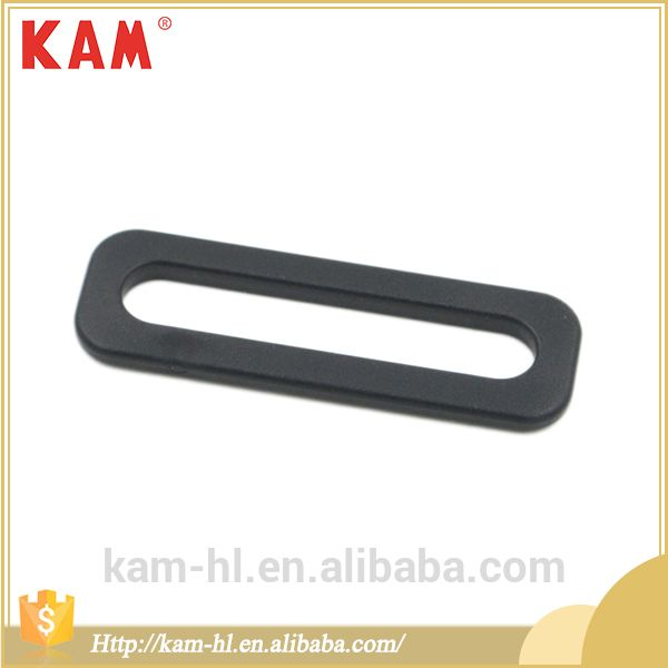 Factory hot selling black cheap adjustable strap plastic buckle for bag