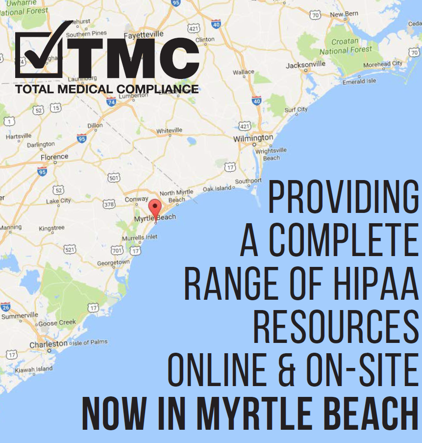 Hipaa compliance image by Total Medical Compliance on