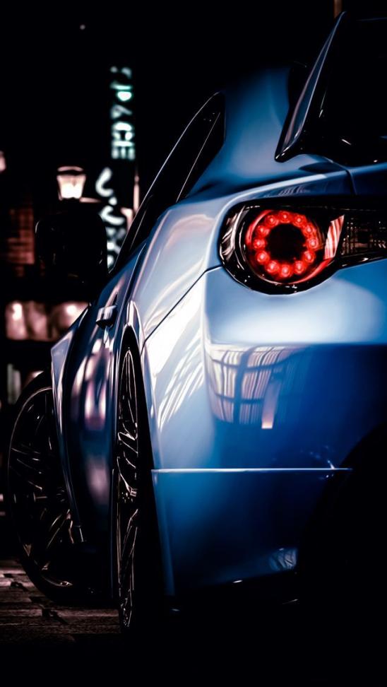 Gran Turismo 5 Subaru BRZ iphonewallpaper iphone