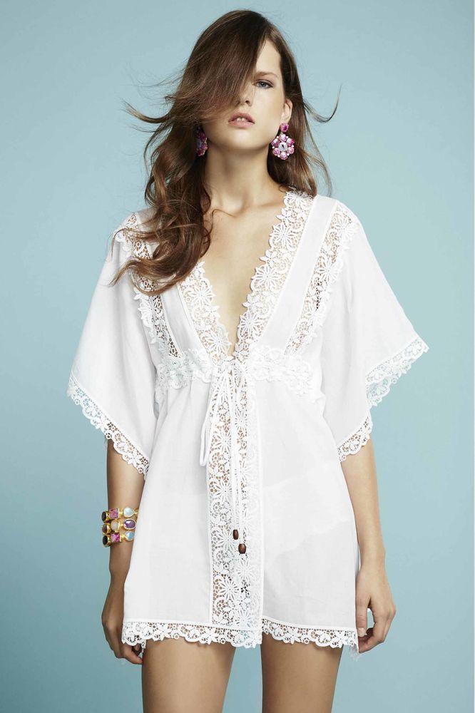 50f1b63a5d1c6 Белое бохо, или Шикарная одежда для королевы летнего пляжа – Ярмарка  Мастеров
