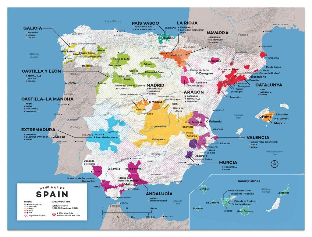 Pin By Huguet On From Our Official Store Wine Map Wine Region Map Wine Folly