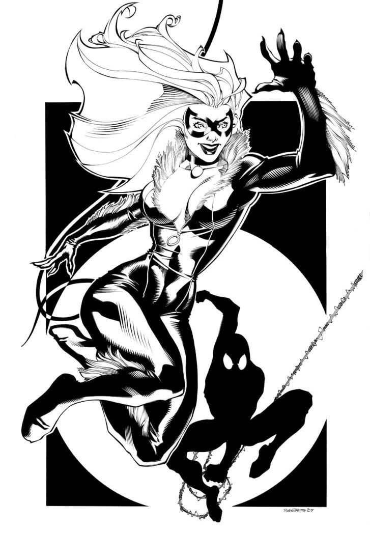 Black Cat by UdonCrew on deviantART Black Cat Pinterest
