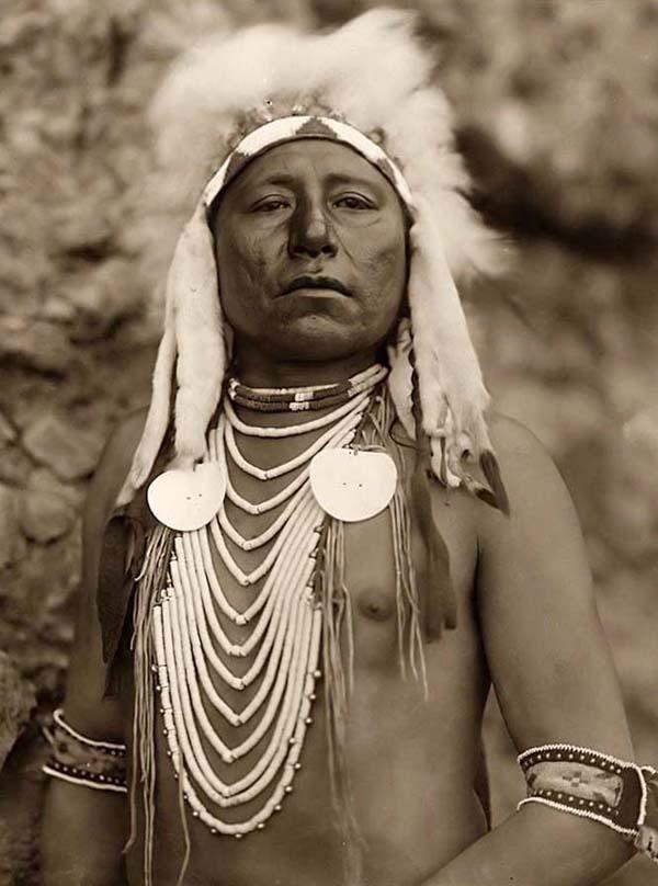 Crow warrior, 1905