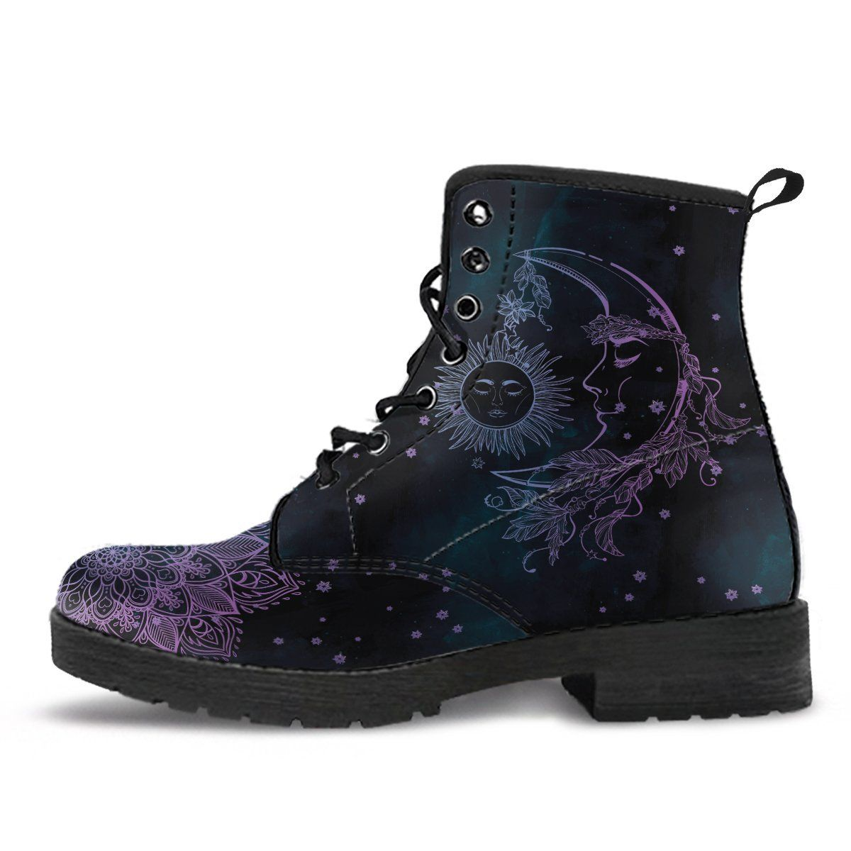 b3c079c4990d4 Sun And Moon Power | love | Moon boots, Moon shoes, Boots