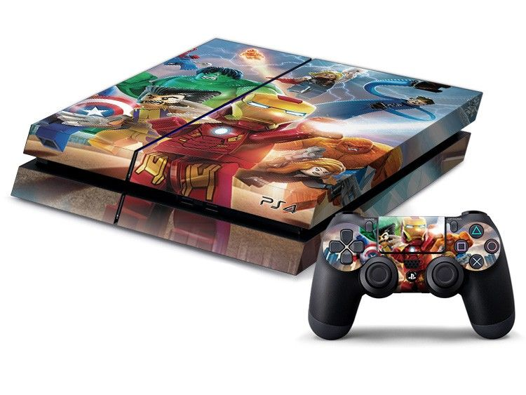 Ps4 Stickers Lego Marvel Super Heroes Decal Lego Marvel Super Heroes Lego Marvel Lego Marvel S Avengers