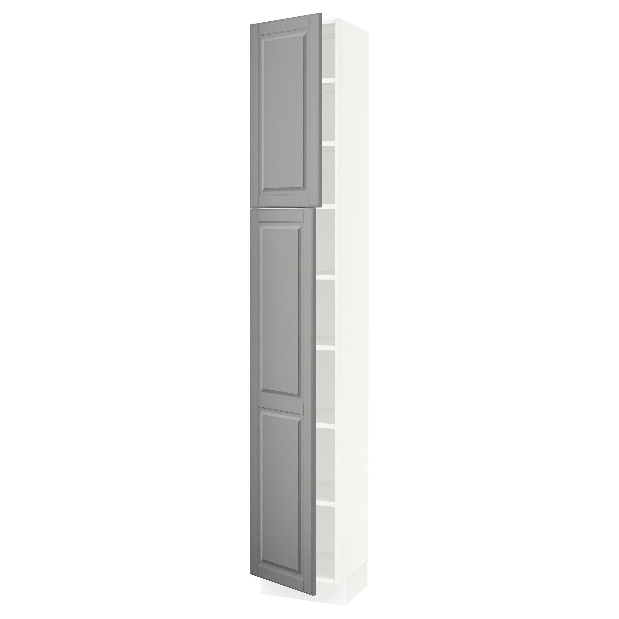 Furniture And Home Furnishings Ikea Bodbyn Grey Cabinet