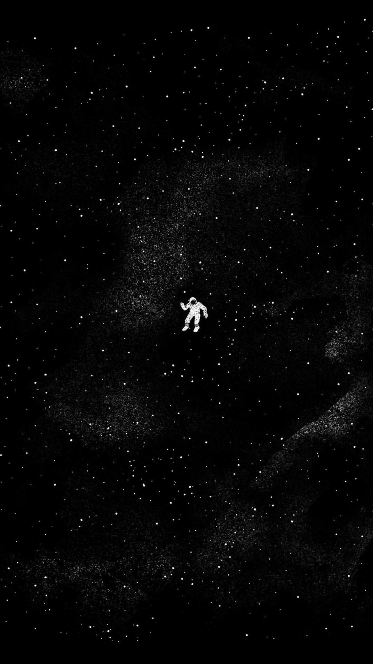 into the immensity of my infinite... i float
