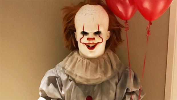 LeBron James, Steph Curry  More Celebs In The Most Terrifying - terrifying halloween costume ideas