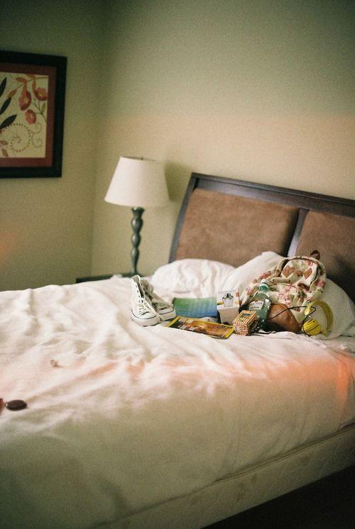 lived in ... #bedroom #bed #night #sleep #sleepless #lifes #homes #windows