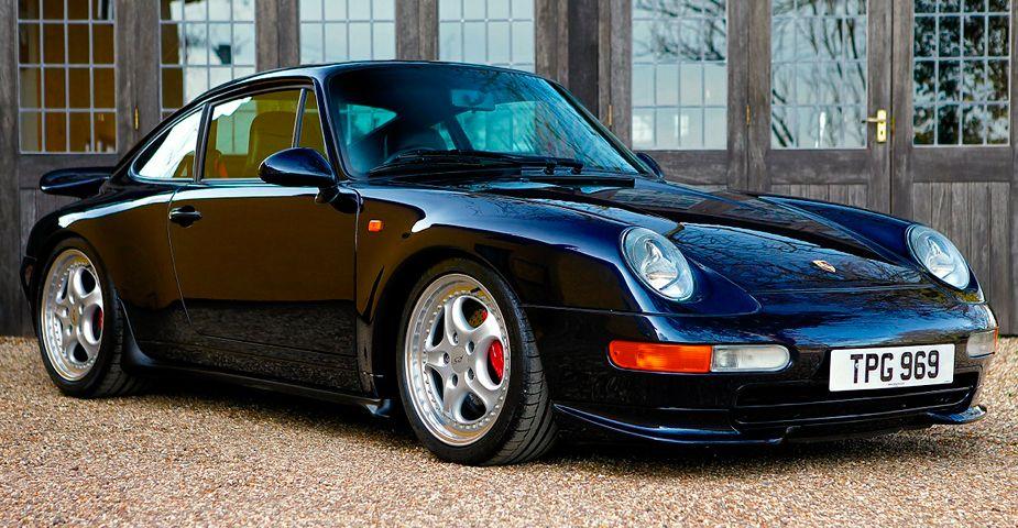 1995 porsche 993 carrera rs - Porsche Ancienne