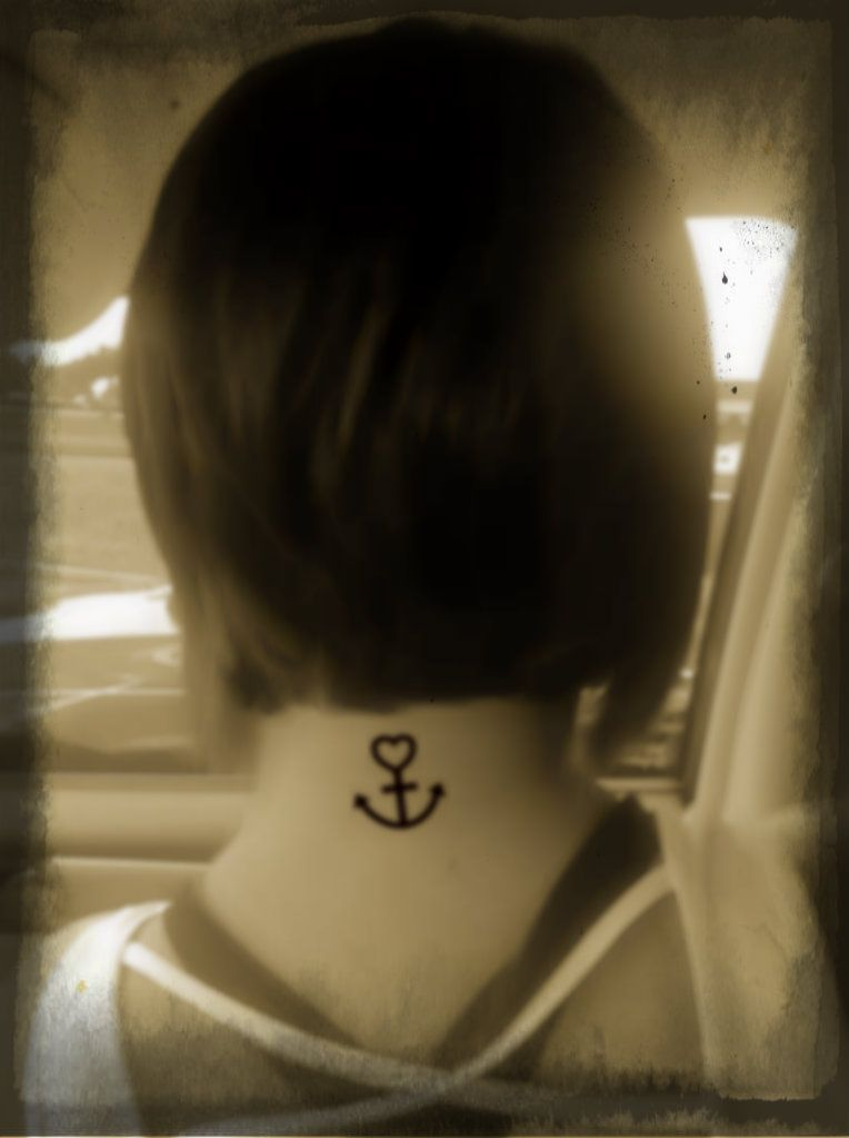 So not necessarily THIS tatt.. but something cute and simple definitely and I'm sold.