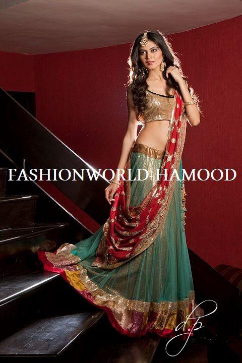 Designer Indian Wedding Dresses 2012 Designer Indian Wedding