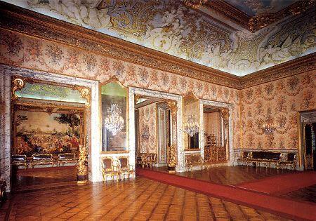 "Ballroom at Doria Pamphilj "" Sala da Ballo"" - Google Search"
