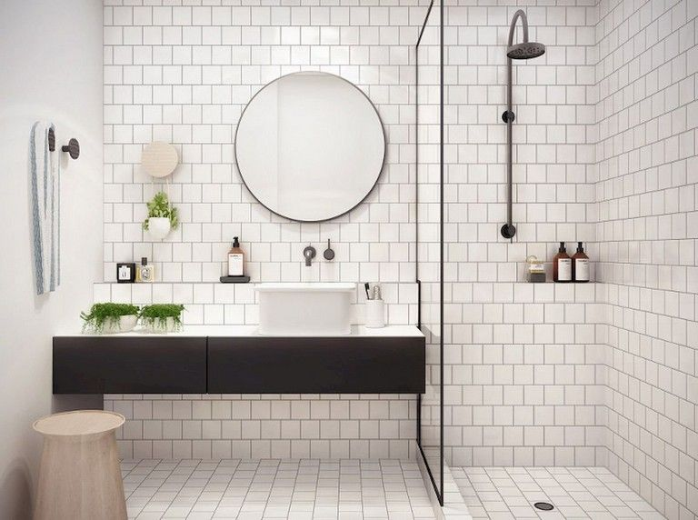 49 Luxury Minimalist Bathroom Decoration Ideas With Images