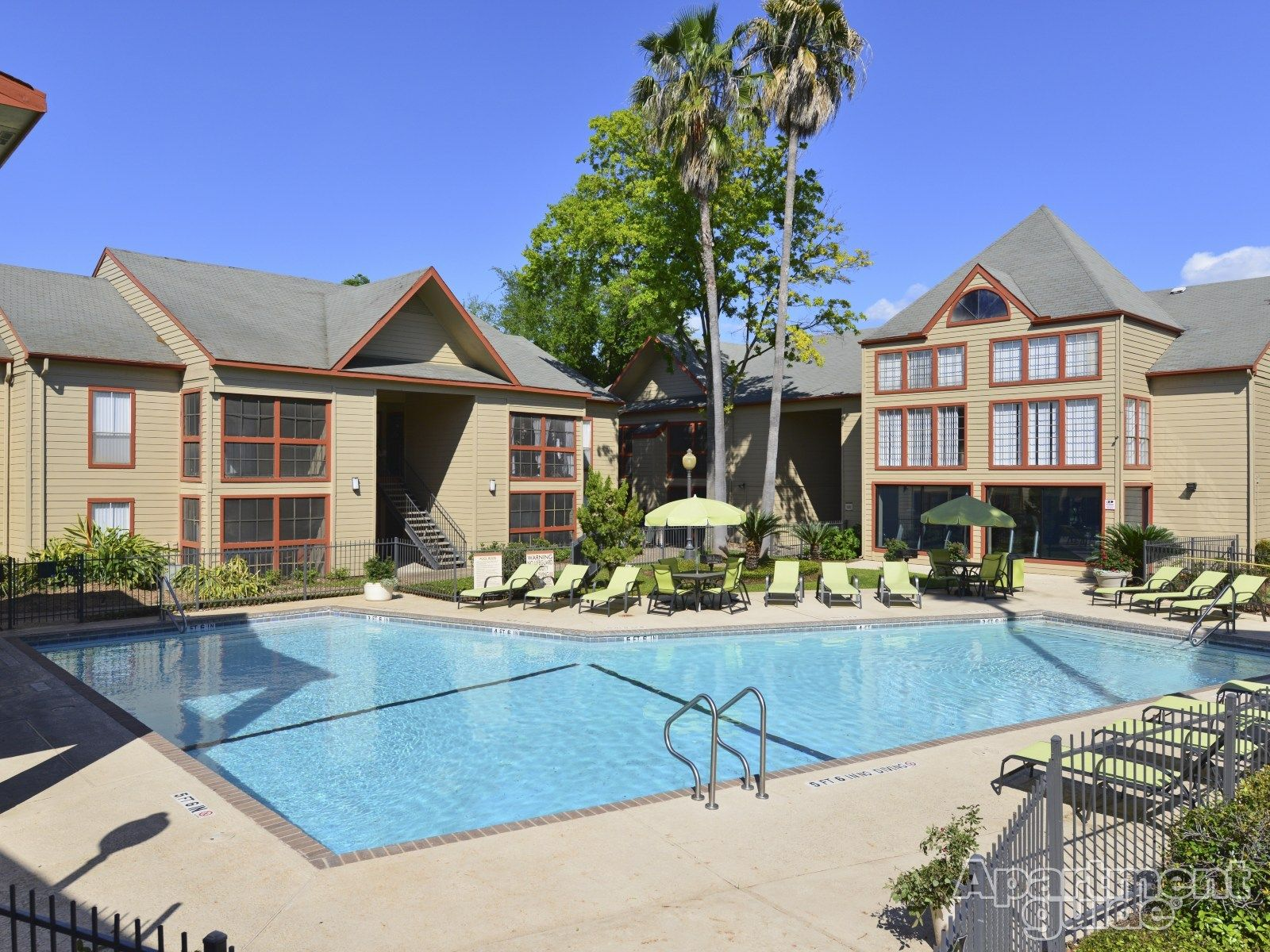 The Steeples Apartments Houston TX