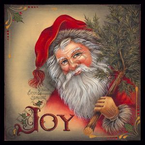Joy Santa Box E-Packet
