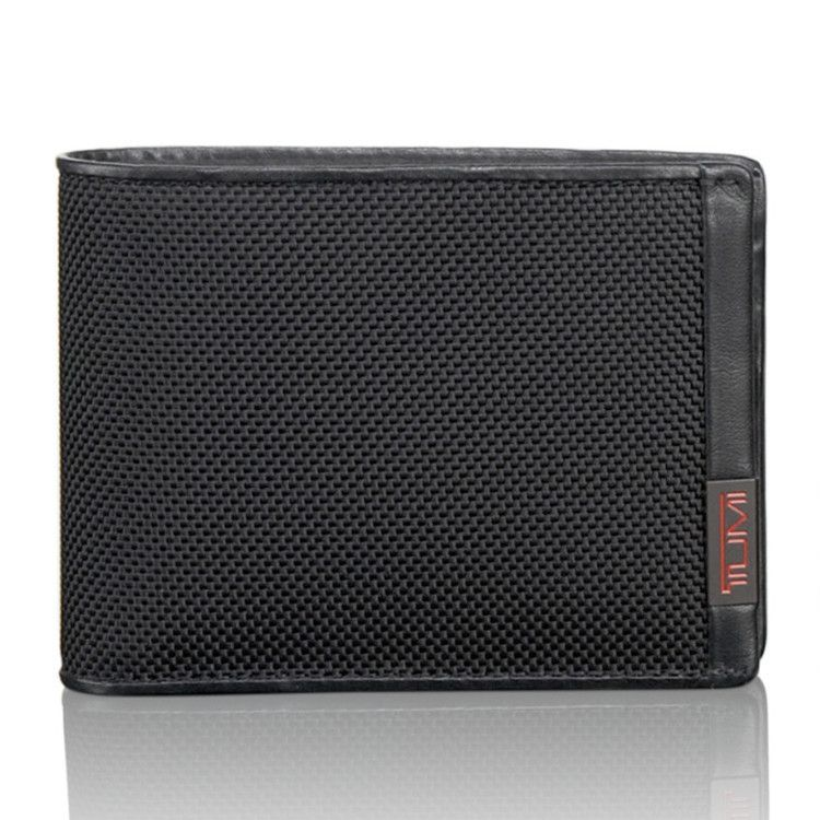 TUMI - Double Billfold with ID Lock - Alpha Collection