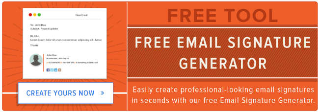 17 Best ideas about Email Signature Generator on Pinterest ...