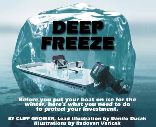 How To Winterize Your Boat For The Cold Months Ahead Build Your Own Boat Boat Building Boat