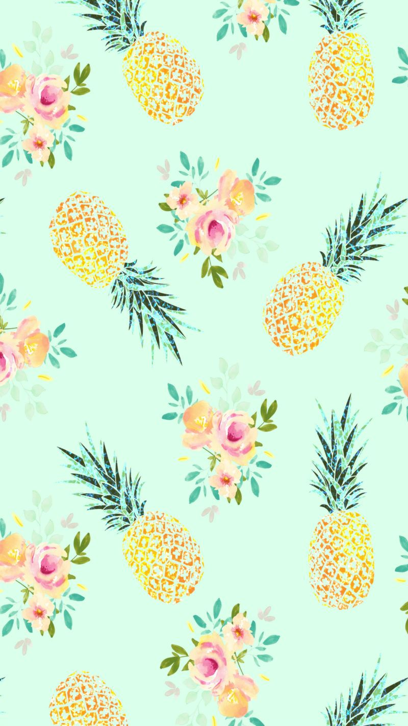 Free Phone Wallpapers And Backgrounds 1 Gemmaetc Com Iphone Wallpaper Pineapple Pretty Phone Wallpaper Wallpaper Backgrounds