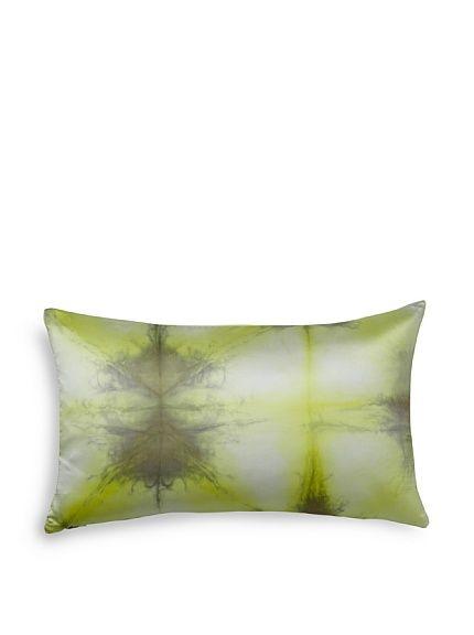 silk charmeuse with shibori print