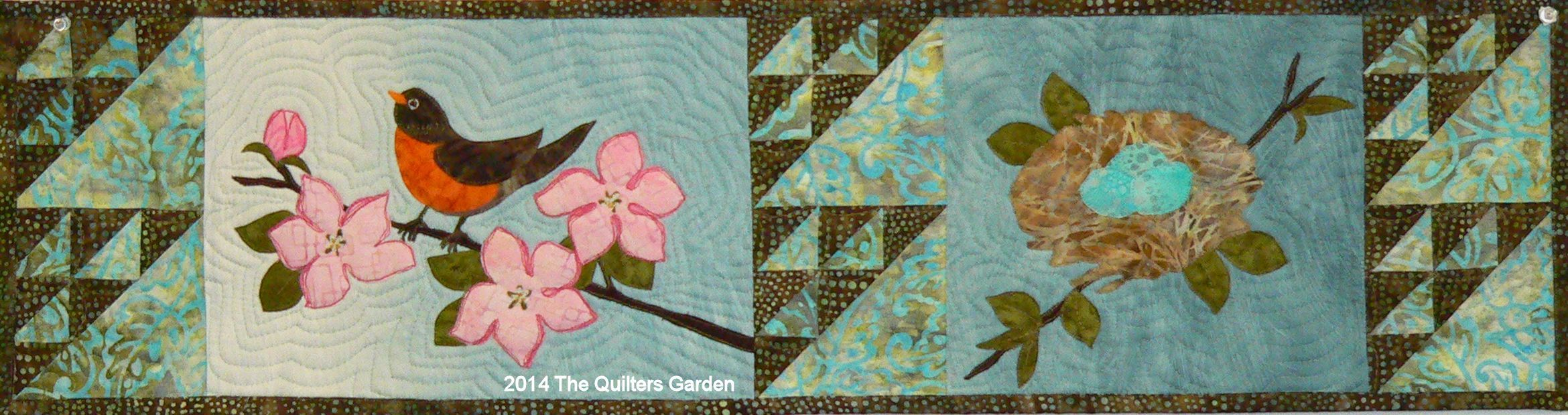 The Quilters Garden Beautiful Quilt Kits More Quilt Kits
