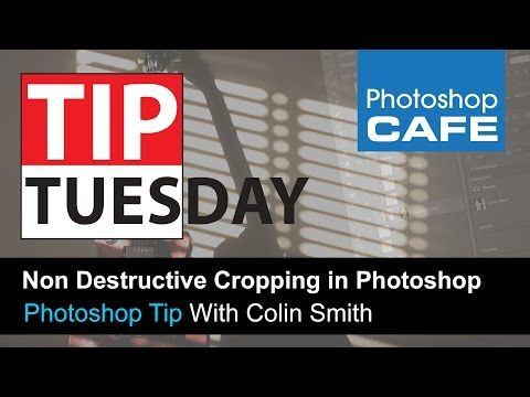 Photoshop Tips for quality and speed - PhotoshopCAFE